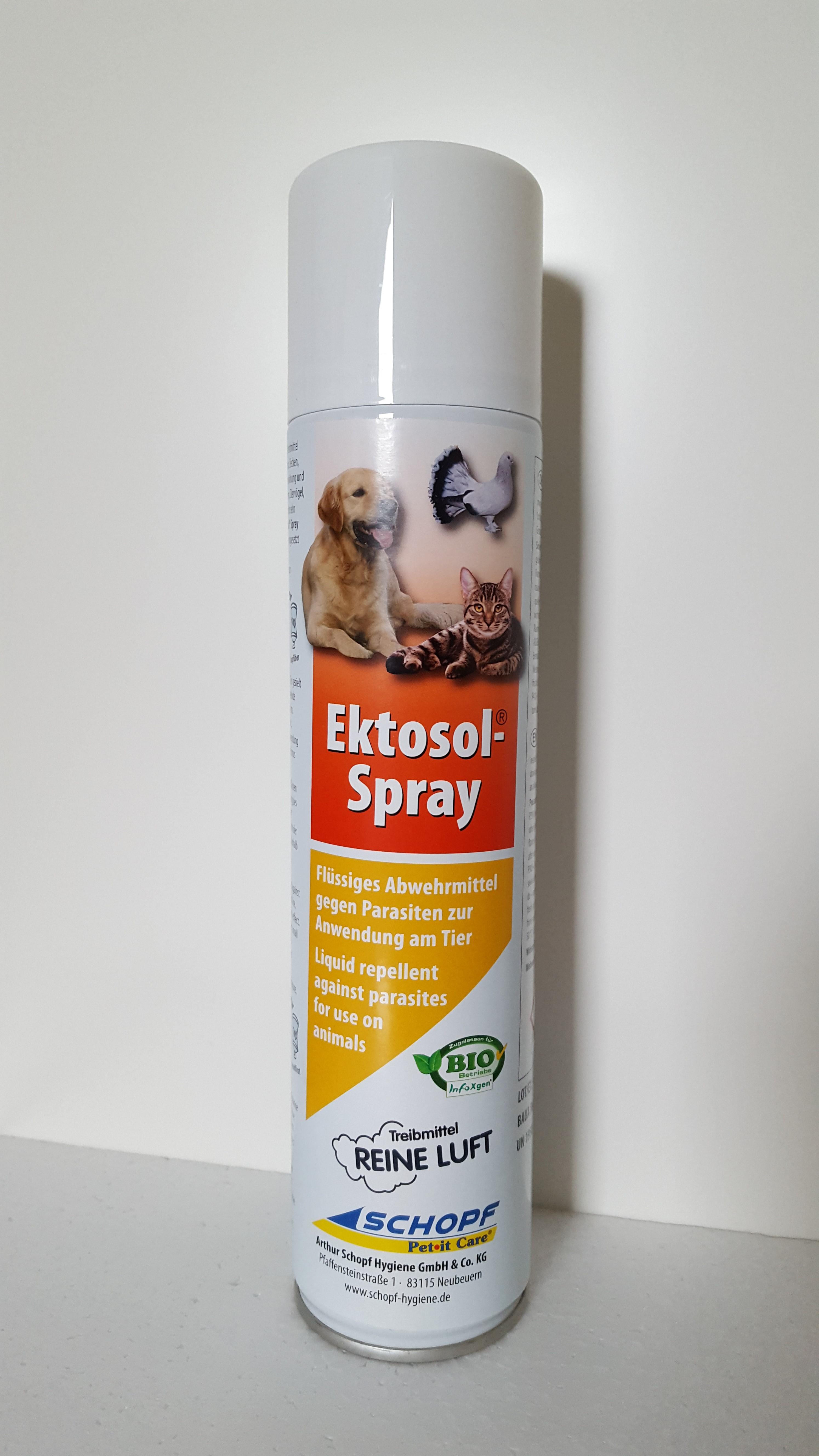 Ektosol Spray