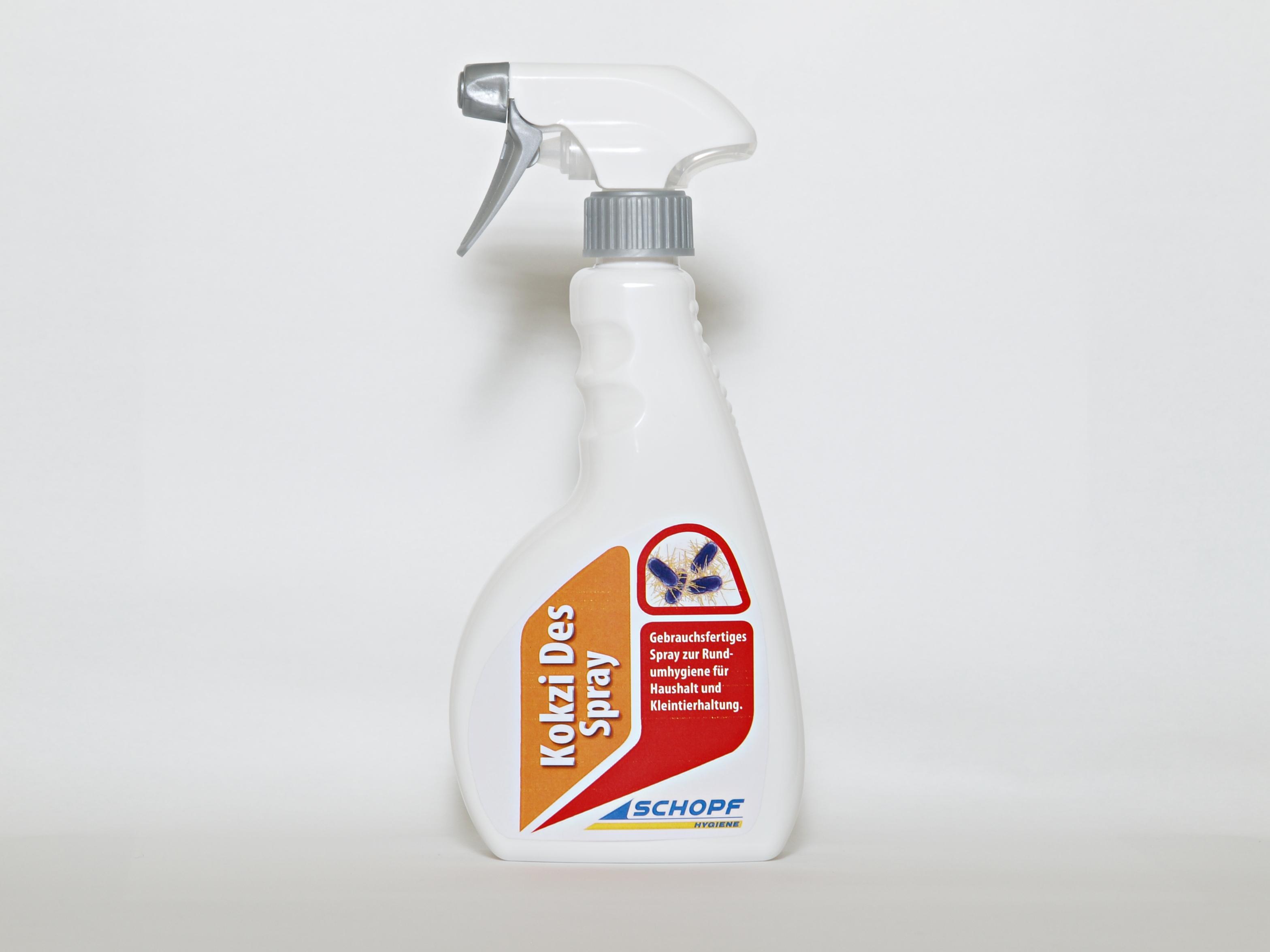 Kokzi DES Spray